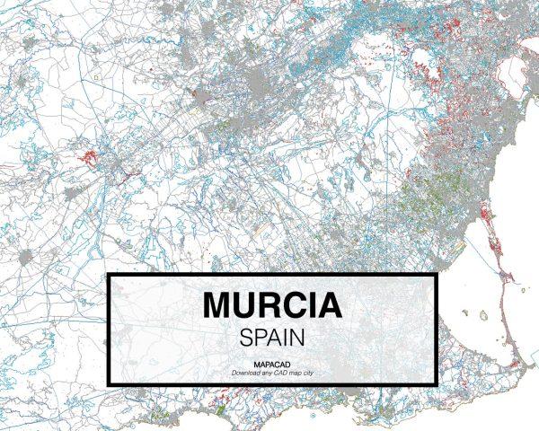 Murcia-Espana-01-Mapacad-download-map-cad-dwg-dxf-autocad-free-2d-3d