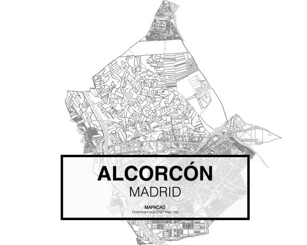Alcorcon-Madrid-01-Mapacad-download-map-cad-dwg-dxf-autocad-free-2d-3d