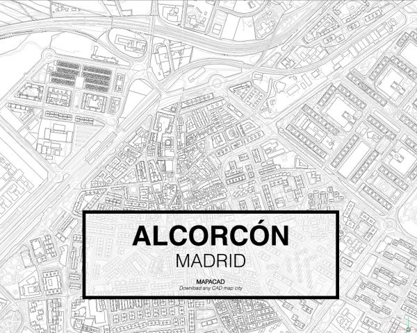 Alcorcon-Madrid-02-Mapacad-download-map-cad-dwg-dxf-autocad-free-2d-3d