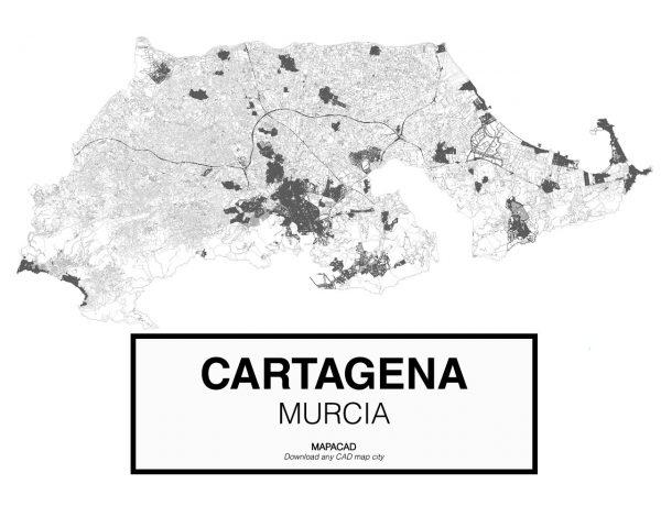 Cartagena-Murcia-01-Mapacad-download-map-cad-dwg-dxf-autocad-free-2d-3d