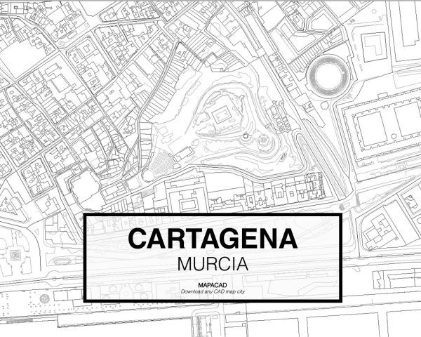 Cartagena-Murcia-03-Mapacad-download-map-cad-dwg-dxf-autocad-free-2d-3d