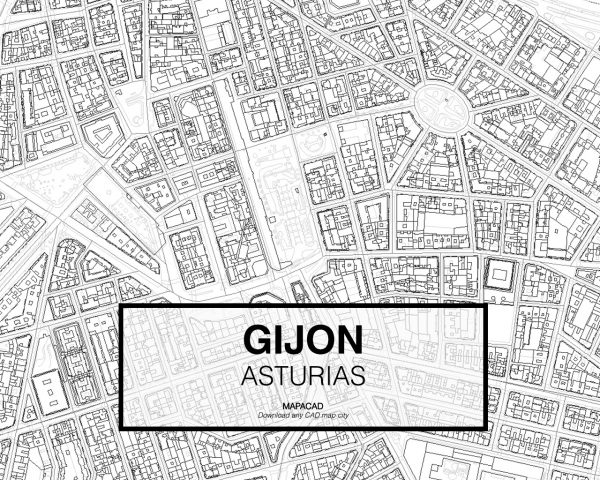Gijon-Asturias-03-Mapacad-download-map-cad-dwg-dxf-autocad-free-2d-3d