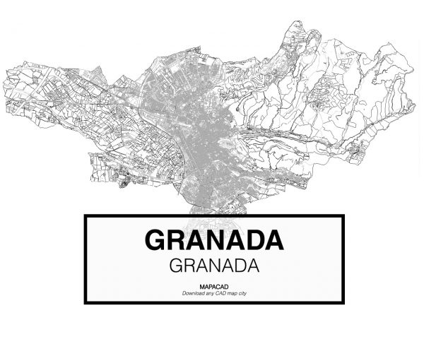 Granada-Granada-01-Mapacad-download-map-cad-dwg-dxf-autocad-free-2d-3d