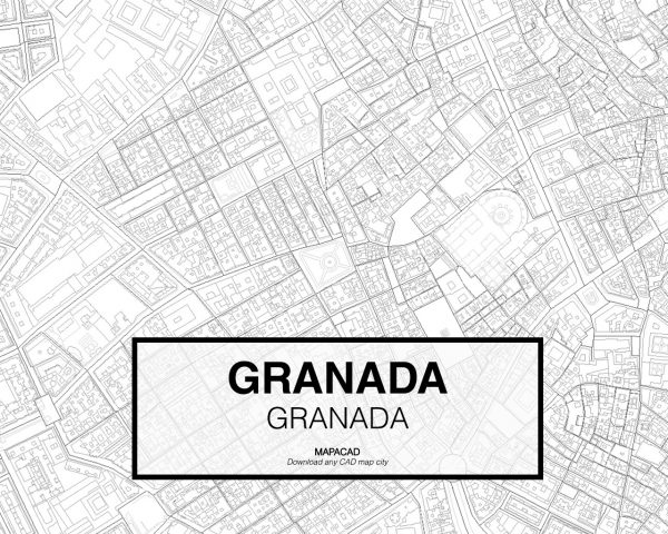 Granada-Granada-03-Mapacad-download-map-cad-dwg-dxf-autocad-free-2d-3d