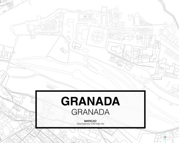Granada-Granada-04-Mapacad-download-map-cad-dwg-dxf-autocad-free-2d-3d