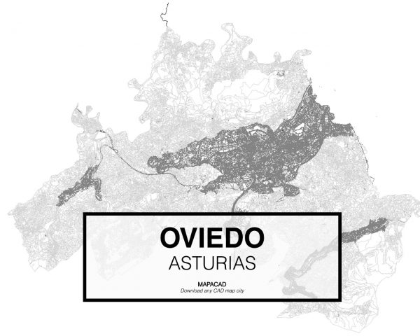 Oviedo-Asturias-01-Mapacad-download-map-cad-dwg-dxf-autocad-free-2d-3d