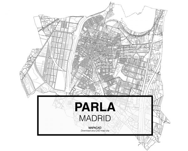 Parla-Madrid-01-Mapacad-download-map-cad-dwg-dxf-autocad-free-2d-3d