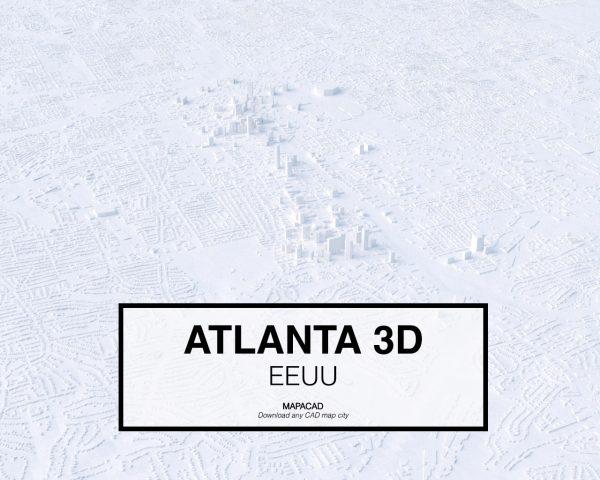 Atlanta-04-3D-model-download-printer-architecture-free-city-buildings-OBJ-vr-mapacad