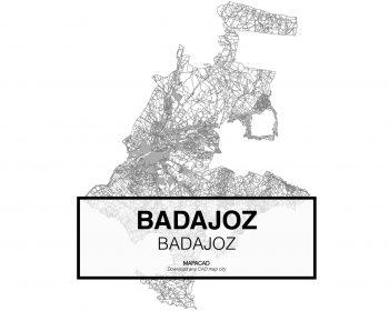 Badajoz-Extremadura-01-Cartografia-Mapacad-download-map-cad-dwg-dxf-autocad-free-2d-3d