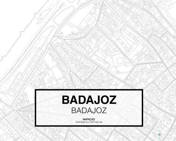 Badajoz-Extremadura-03-Cartografia-Mapacad-download-map-cad-dwg-dxf-autocad-free-2d-3d