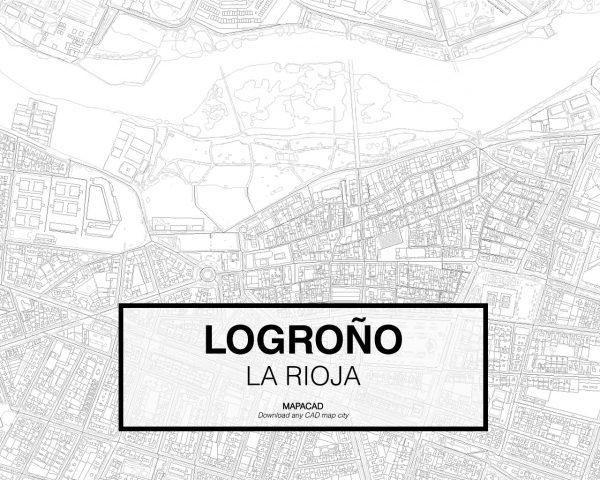 Logroño-La Rioja-02-Cartografia-Mapacad-download-map-cad-dwg-dxf-autocad-free-2d-3d