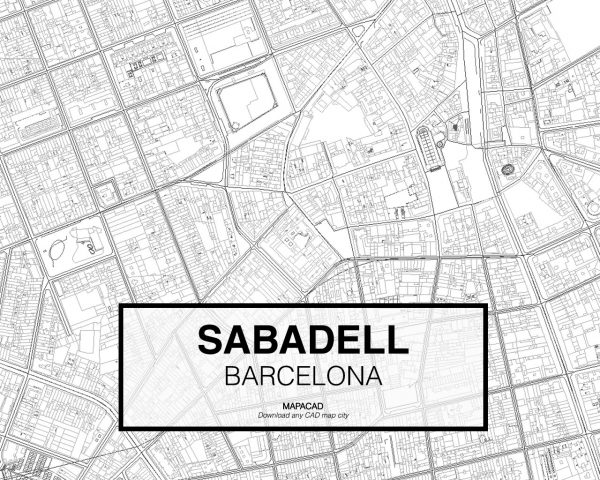 Sabadell-Barcelona-02-Mapacad-download-map-cad-dwg-dxf-autocad-free-2d-3d