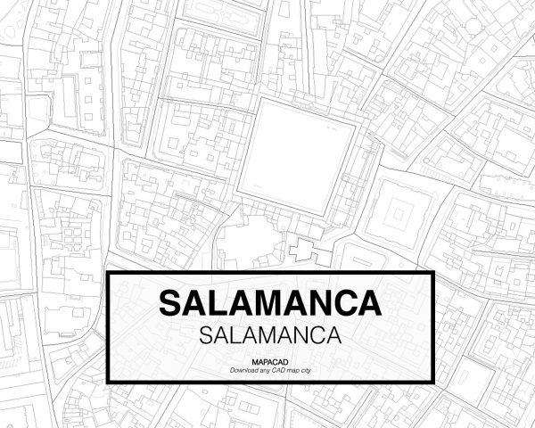 Salamanca-Castilla y Leon-03-Cartografia-Mapacad-download-map-cad-dwg-dxf-autocad-free-2d-3d