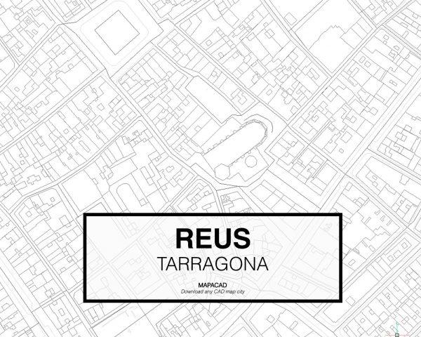 Reus-Tarragona-03-Mapacad-download-map-cad-dwg-dxf-autocad-free-2d-3d