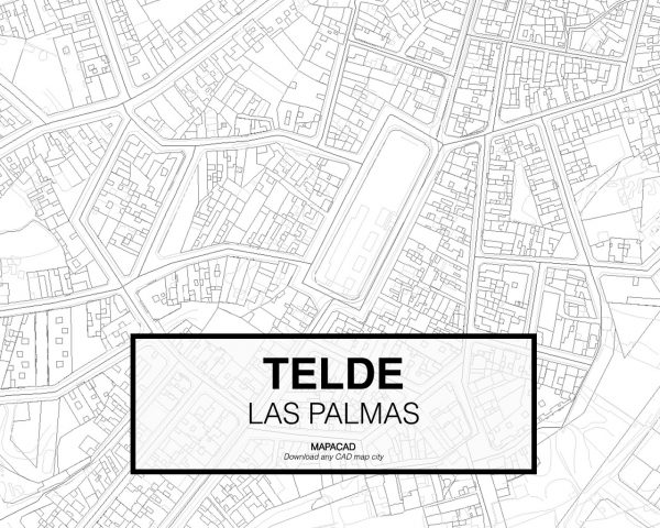 Telde-Las Palmas-03-Mapacad-download-map-cad-dwg-dxf-autocad-free-2d-3d