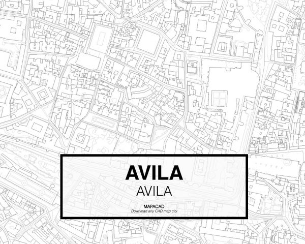 Avila-Avila-03-Mapacad-download-map-cad-dwg-dxf-autocad-free-2d-3d