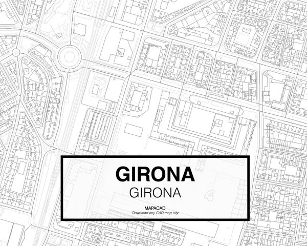 Girona-Cataluña-03-Mapacad-download-map-cad-dwg-dxf-autocad-free-2d-3d