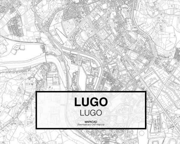 Lugo-Coruña-02-Mapacad-download-map-cad-dwg-dxf-autocad-free-2d-3d