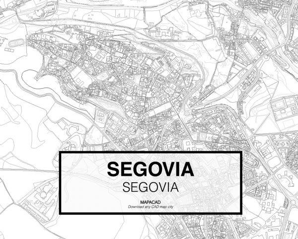 Segovia-Castilla Leon-02-Mapacad-download-map-cad-dwg-dxf-autocad-free-2d-3d