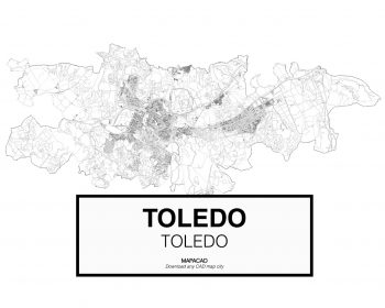 Toledo-Castila Mancha-01-Mapacad-download-map-cad-dwg-dxf-autocad-free-2d-3d
