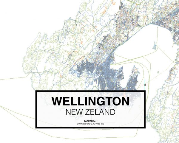 Wellington-New Zeland-01-Mapacad-download-map-cad-dwg-dxf-autocad-free-2d-3d