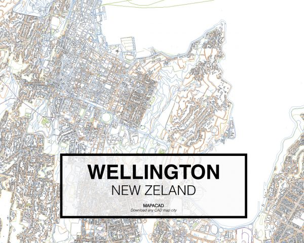 Wellington-New Zeland-02-Mapacad-download-map-cad-dwg-dxf-autocad-free-2d-3d