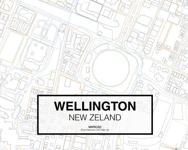 Wellington-New Zeland-03-Mapacad-download-map-cad-dwg-dxf-autocad-free-2d-3d