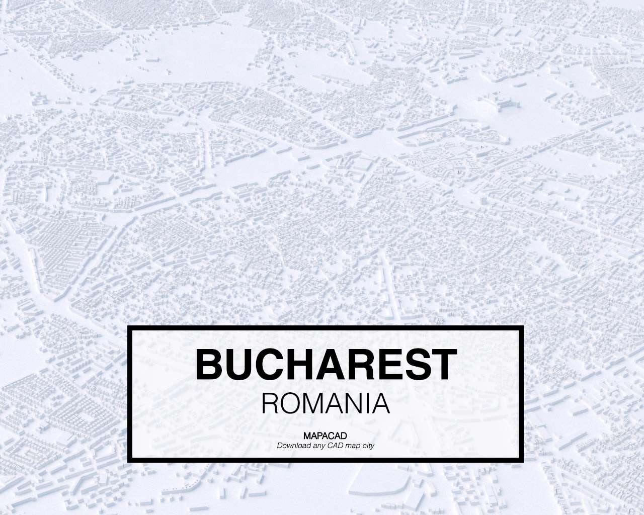 Bucharest 3D