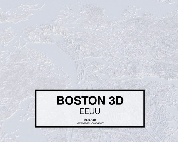 Boston-EEUU-03-3D-Mapacad-download-map-cad-dwg-dxf-autocad-free-2d