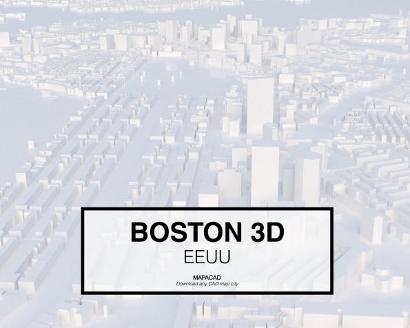 Boston-EEUU-04-3D-Mapacad-download-map-cad-dwg-dxf-autocad-free-2d