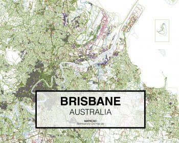Brisbane-Australia-01-Mapacad-download-map-cad-dwg-dxf-autocad-free-2d-3d