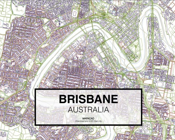 Brisbane-Australia-02-Mapacad-download-map-cad-dwg-dxf-autocad-free-2d-3d