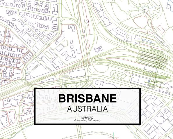 Brisbane-Australia-03-Mapacad-download-map-cad-dwg-dxf-autocad-free-2d-3d