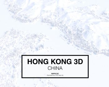 Hong Kong-China-00-3D-Mapacad-download-map-cad-dwg-dxf-autocad-free-printer