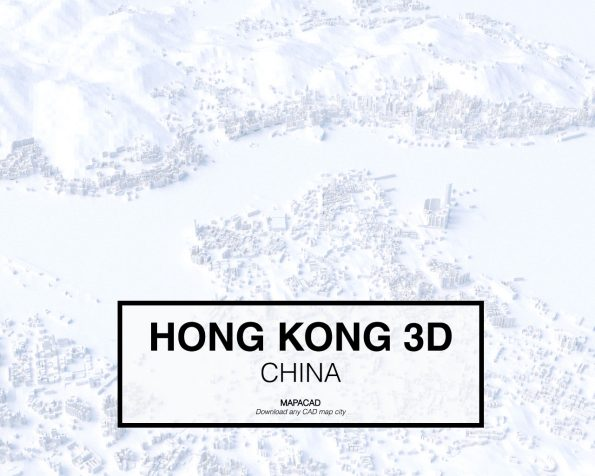 Hong Kong-China-01-3D-Mapacad-download-map-cad-dwg-dxf-autocad-free-printer