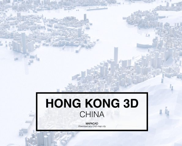 Hong Kong-China-02-3D-Mapacad-download-map-cad-dwg-dxf-autocad-free-printer