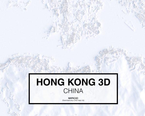 Hong Kong-China-05-3D-Mapacad-download-map-cad-dwg-dxf-autocad-free-printer