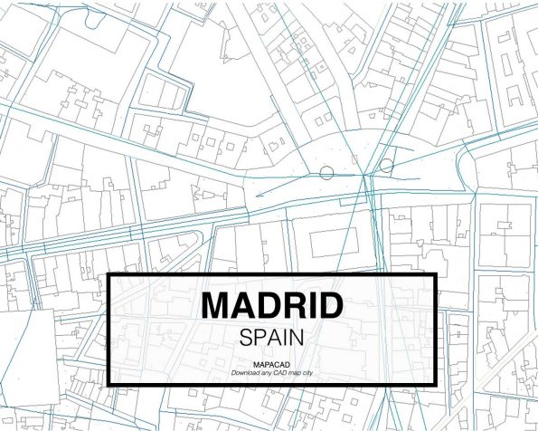 Madrid-Spain-03-Mapacad-download-map-cad-dwg-dxf-autocad-free-2d-3d-low