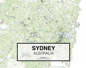 Sydney-Australia-01-Mapacad-download-map-cad-dwg-dxf-autocad-free-2d-3d-low