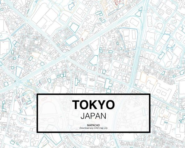 Tokyo-Japan-03-Mapacad-download-map-cad-dwg-dxf-autocad-free-2d-3d-low