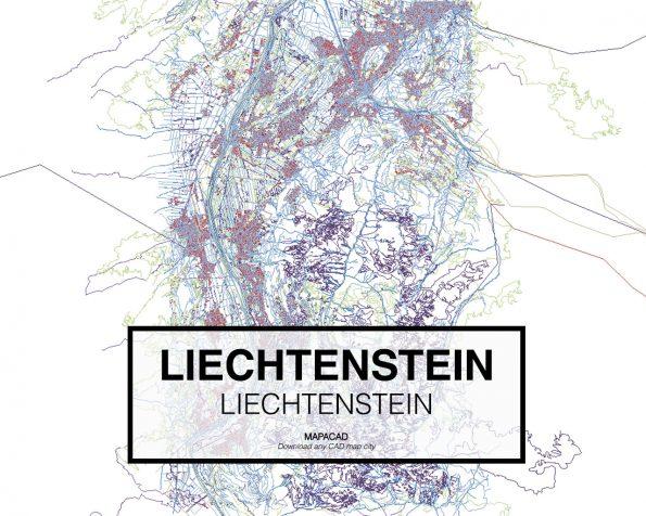 Liechtenstein-Liechtenstein-01-Mapacad-download-map-cad-dwg-dxf-autocad-free-2d-3d