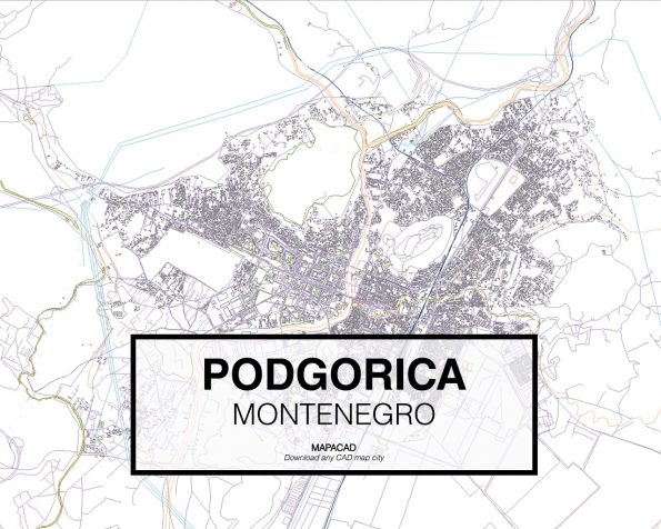 Podgorica-Montenegro-01-Mapacad-download-map-cad-dwg-dxf-autocad-free-2d-3d