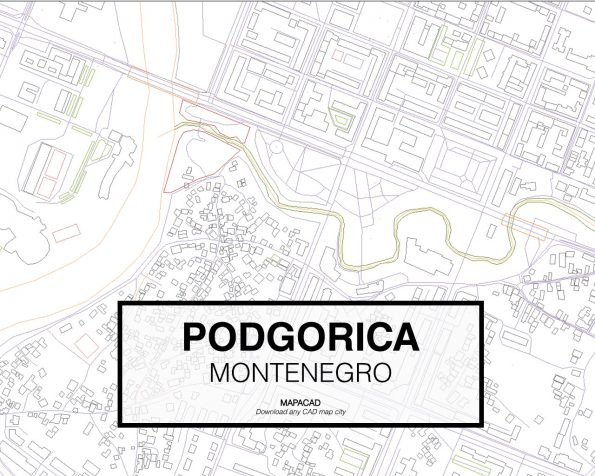 Podgorica-Montenegro-03-Mapacad-download-map-cad-dwg-dxf-autocad-free-2d-3d