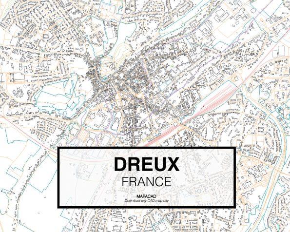 Dreux-France-02-Mapacad-download-map-cad-dwg-dxf-autocad-free-2d-3d