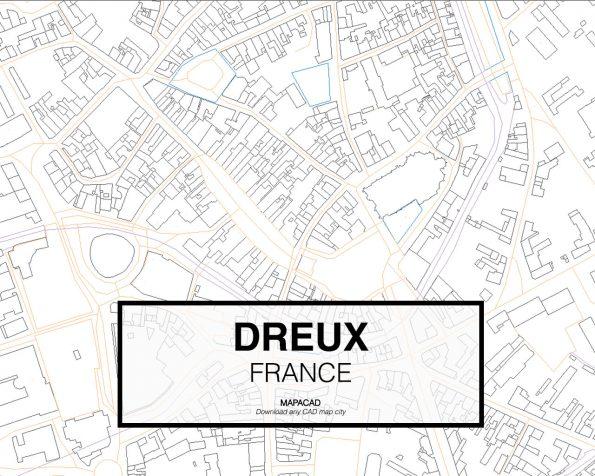 Dreux-France-03-Mapacad-download-map-cad-dwg-dxf-autocad-free-2d-3d