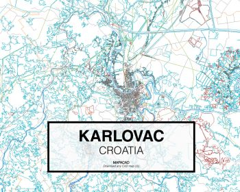 Karlovac-Croatia-01-Mapacad-download-map-cad-dwg-dxf-autocad-free-2d-3d