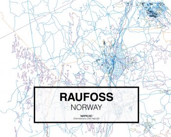 Raufoss-Norway-01-Mapacad-download-map-cad-dwg-dxf-autocad-free-2d-3d