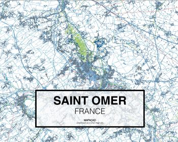 Saint-Omer-France-01-Mapacad-download-map-cad-dwg-dxf-autocad-free-2d-3d