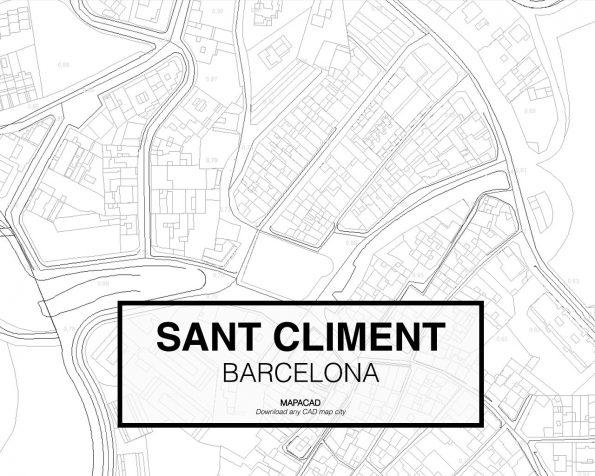 Sant-Climent-de-LLobregar-Barcelona-03-Mapacad-download-map-cad-dwg-dxf-autocad-free-2d-3d