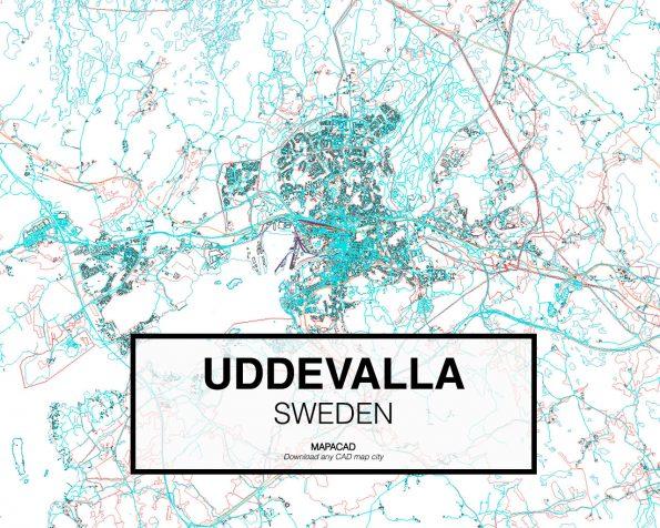 Uddevalla-Sweden-01-Mapacad-download-map-cad-dwg-dxf-autocad-free-2d-3d